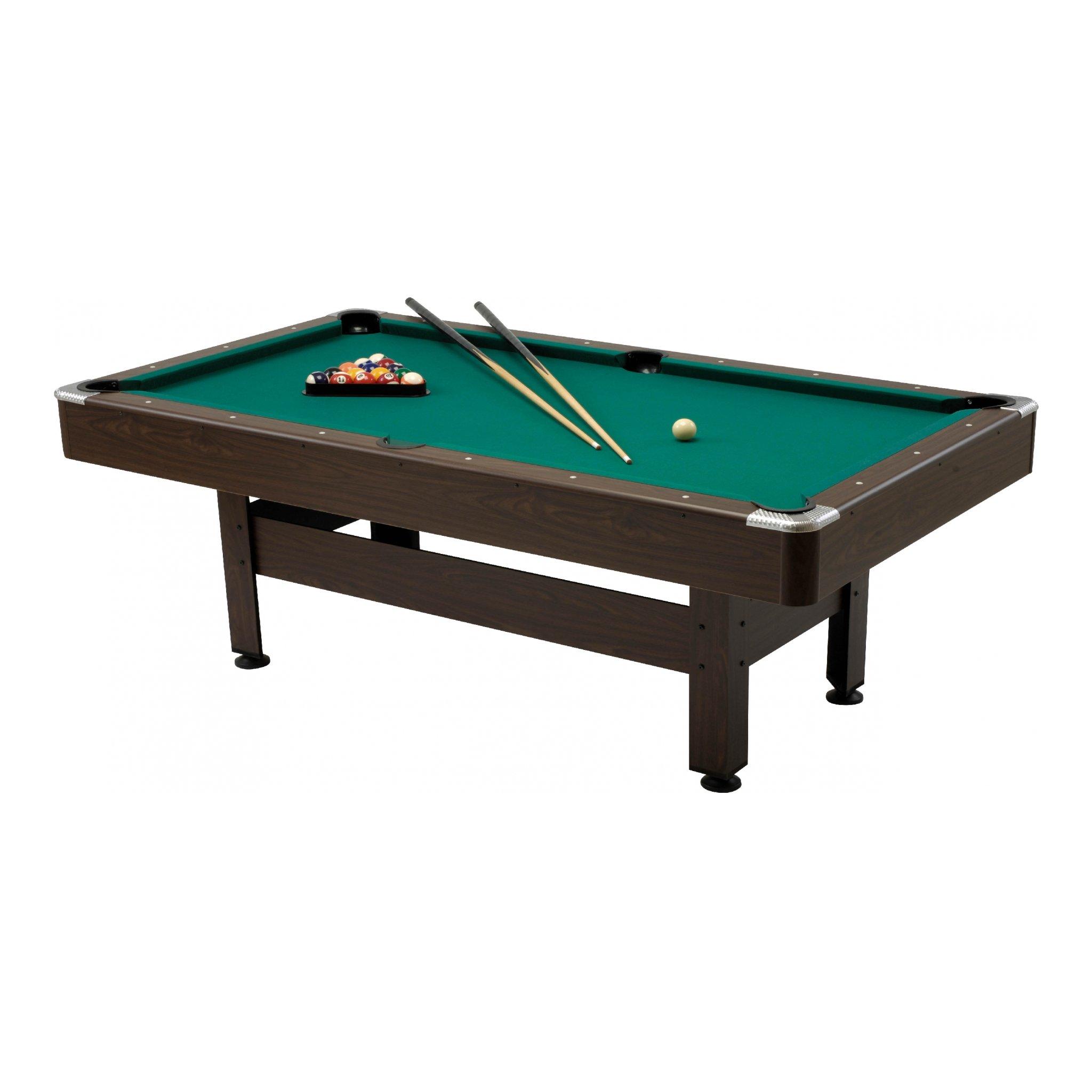 Virginia 6 - mesa de billar 180 x 90 cm: Amazon.es: Juguetes y juegos