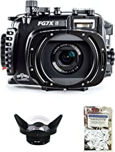 Fantasea FG9X Housing for Canon G9 X Camera Exclusive Packages