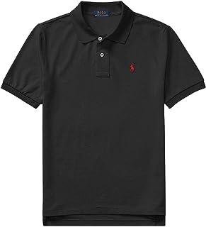 POLO RALPH LAUREN Big Boys (8-20) Short Sleeve Mesh Polo Shirt
