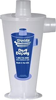 The Dust Deputy DIY Standalone Anti-Static Cyclone Separator (The Dust Deputy DIY)
