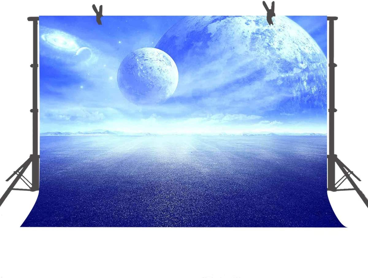 15x10ft Background Space Planet Photography Backdrop for Star Wars Photo Video Props LHFU188