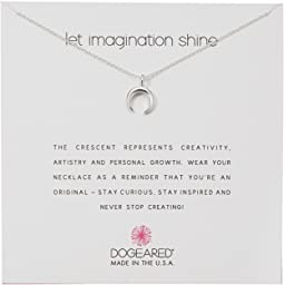 Let Imagination Shine, Crecent Necklace