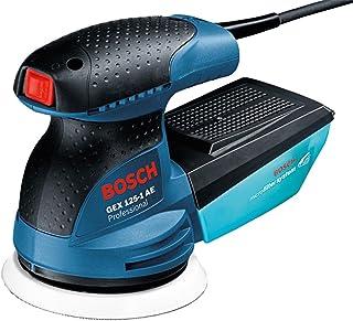 Bosch Professional(ボッシュ)吸じんランダムアクションサンダー GEX125-1AE