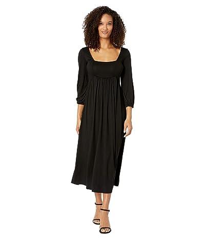 Rachel Pally Jersey Raphaela Dress (Black) Women