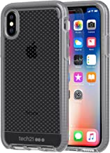 Tech21 Evo Check for iPhone X - Mid-Grey