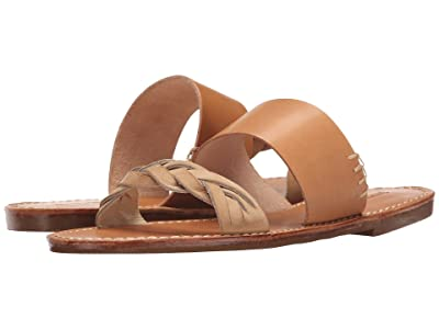 Soludos Braided Slide Sandal (Vachetta) Women