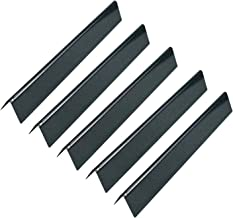 Utheer 7621 Grill Parts Flavorizer Bars 17.5 Inches for Weber Genesis 300 310 Series, E-310 E-320 E-330 S-310 S-320 S-330 (with Front Controls), Replaces Weber 7621 7620 Heat Plates
