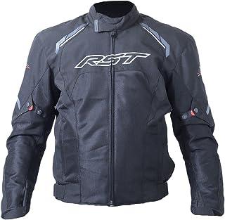 RST Spectre Waterproof Textile Motorcycle/Motorbike Jacket - Black XL