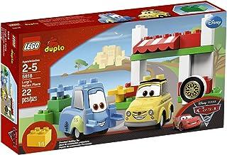 LEGO 5818 równoległy import Goods and Guido Duplo Cars Luigi (import z Japonii)