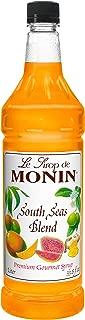 Monin South Seas Blend Flavored Syrup,1 Liter -- 4 per case.