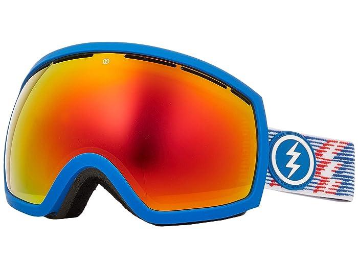 EG2 (Patriot Brose/Red Chrome) Snow Goggles