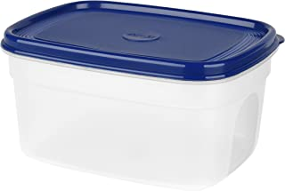 Emsa Frischhaltedose SUPERLINE, 1,7 Liter, rechteckig, blau, Plastik, 1,7 L