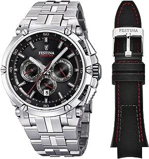 festina chrono watch