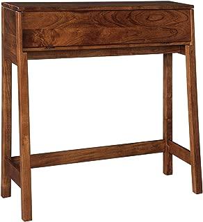 Signature Design by Ashley Trumore Console Sofa Table, Medium Brown