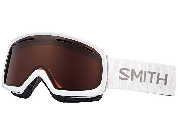 Drift Goggle (White Frame/RC36/Extra Lens) Snow Goggles