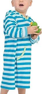8cf2b76c5e14ca WEWO-Fashion Otto Werner Unisex Mädchen Jungen Kinder Badekleid mit Kapuze,  Bademantel, Morgenmantel