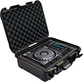 Gator Cases Titan Series Waterproof Case for Pioneer CDJ-2000 style DJ Decks (GU-CD2000-WP)