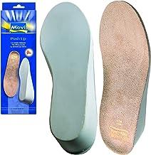 Qualit/à Tedesca TaccoFiX Supporto Scarpa per il Tallone Tutte le Taglie per Uomo e Donna Inserti Suola Ortopedici per Scarpe e Stivali Pelle Pregiata con Protezione RelaxFlex