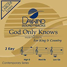 God Only Knows Accompaniment/Performance Track