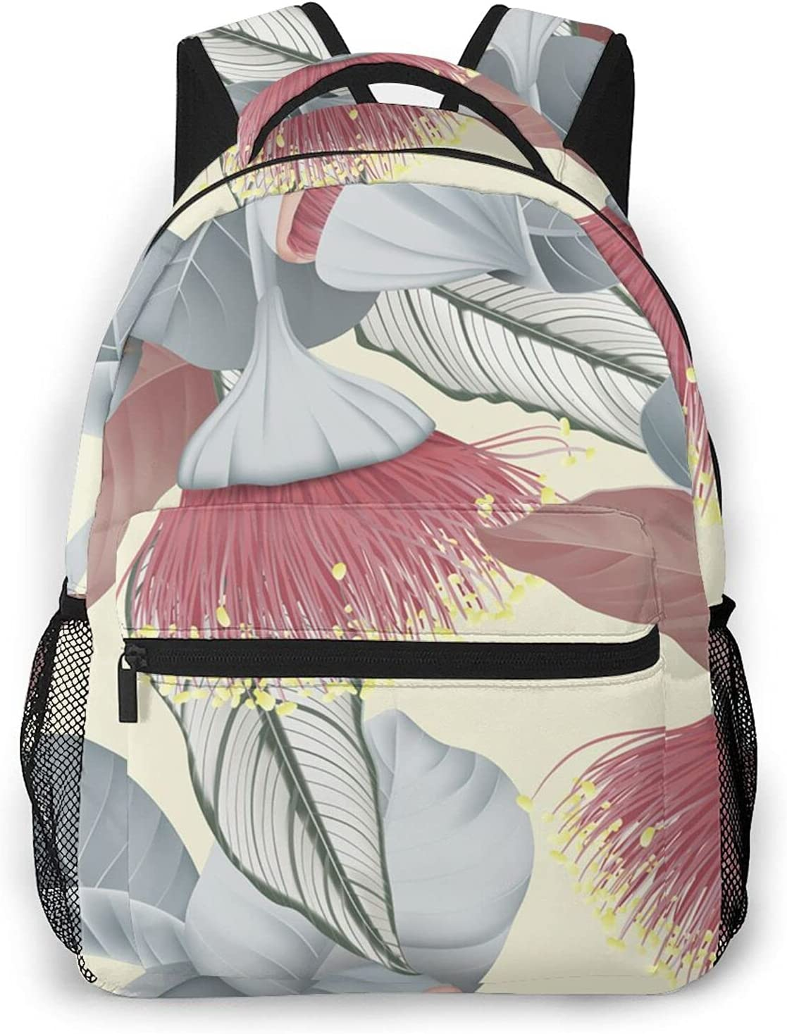 Lightweight Water Resistant Vintage Direct store Atlanta Mall Prints For Backpacks Teen Gi