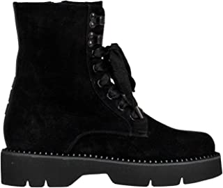 181 Luxury Fashion Womens MCGLCAS000006135I Black Ankle Boots | Season Outlet
