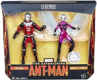 Best marvel legends ant man and stinger Reviews