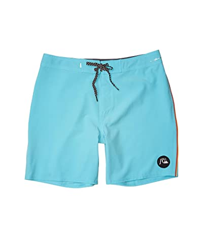 Quiksilver Highline Piped 18 (Pacific Blue) Men
