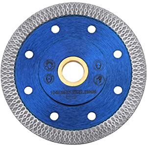 Goyonder 4 Inch Super Thin Diamond Saw Blade For Cutting Porcelain Tiles,Granite Marble Ceramics (4&Quot;)
