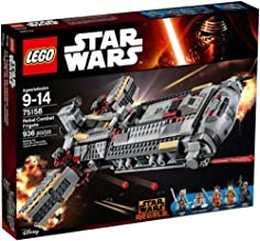 Best lego star wars rebel combat frigate Reviews