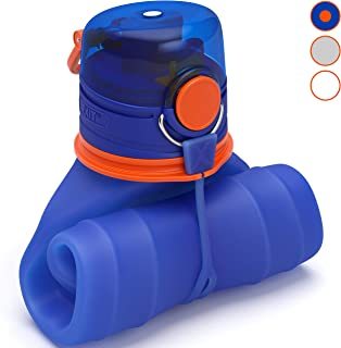 PVC and BPA-Free Foldable Collapsible Water Jug Seattle Sports AquaSto 8L Big Mouth