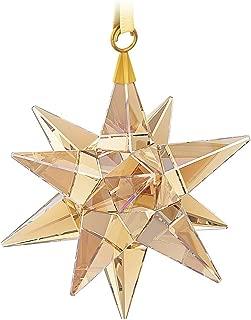 Swarovski Star Ornament Golden Shadow 3D