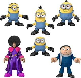 Minions: The Rise of Gru Fisher-Price Imaginext Figure...