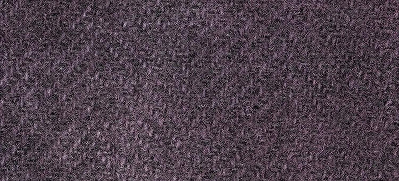 Weeks Dye Works Wool Fat Quarter Herringbone Fabric, 16  by 26 , Eggplant