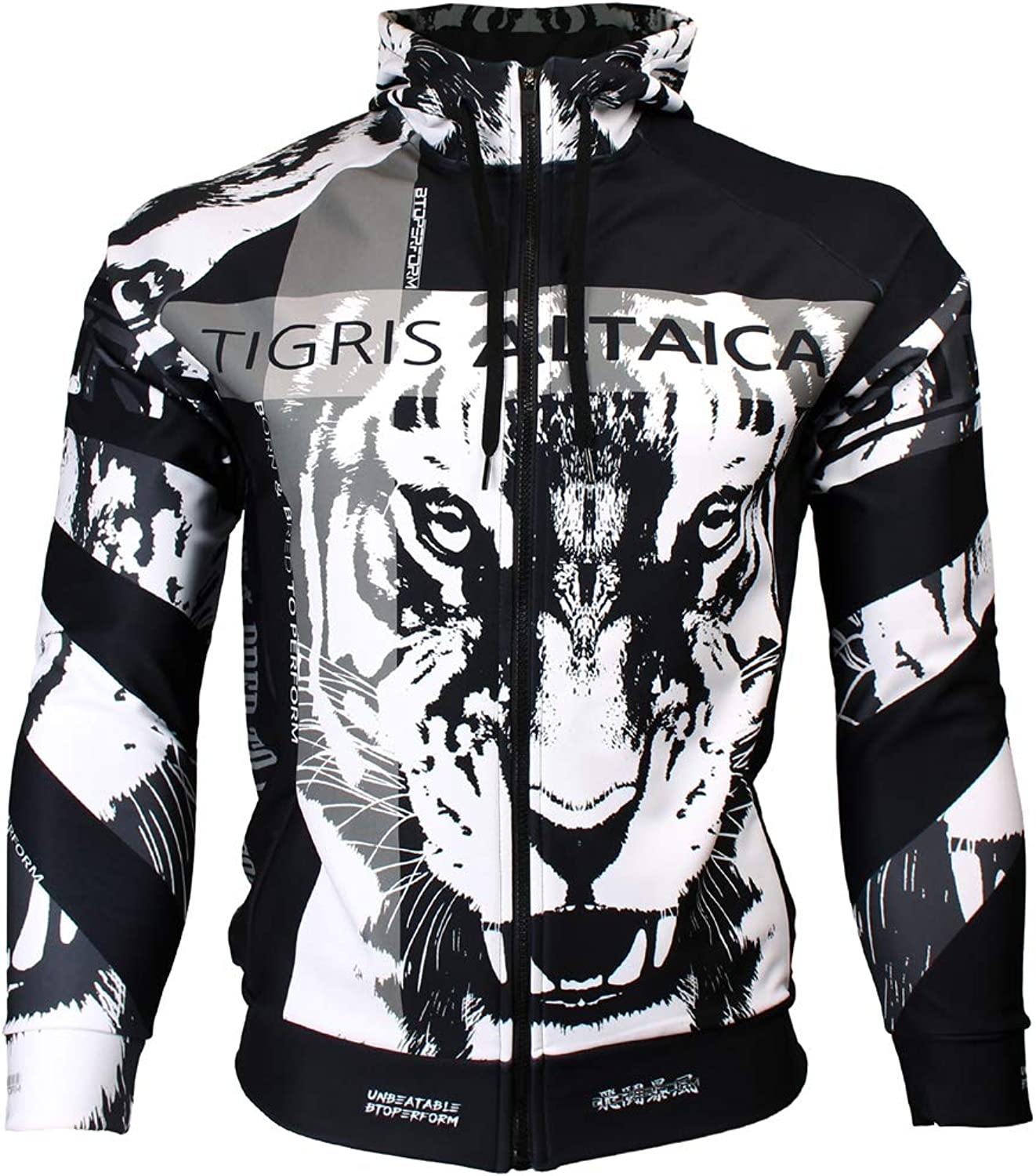 Btoperform Tigris Altaica Full Graphic Hoodies HD-24