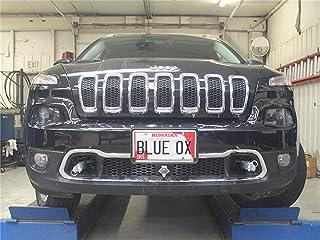 Blue Ox BX1138 Grundplatte – Jeep Cherokee (ohne Trailhawk), 2014–2018.