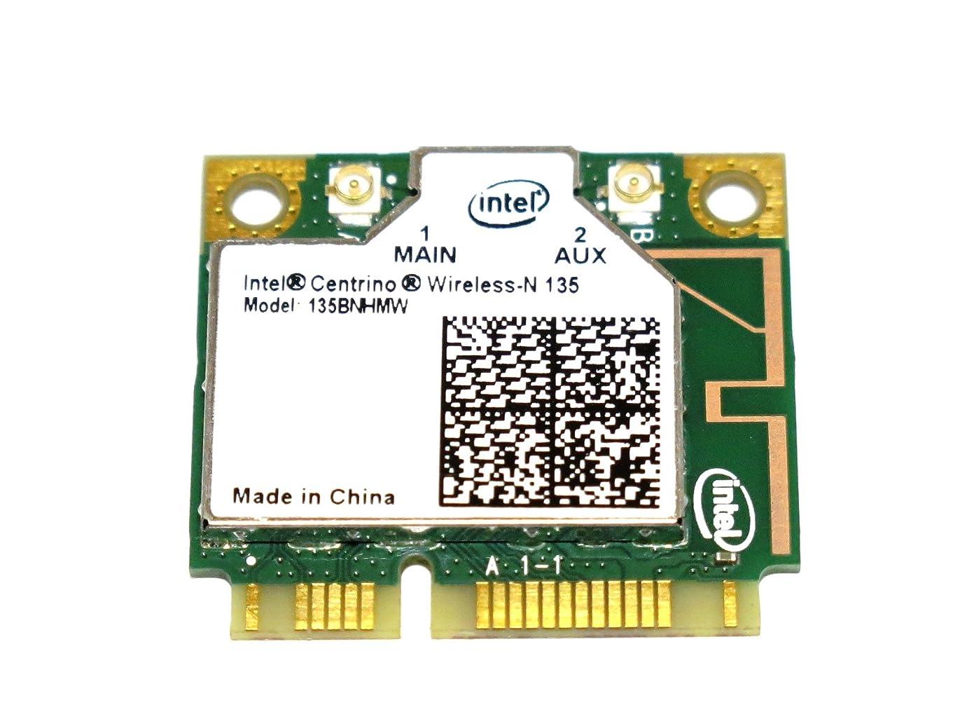 Intel Centrino Wireless-N 135 802.11bgn 150Mbps + Bluetooth 4.0 135BNHMW