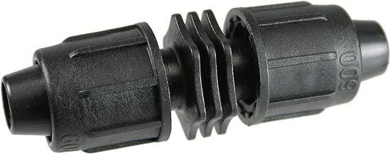 Drip Depot Irritec Perma-Loc Tubing Coupling - Size : 1/2