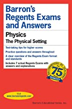 Regents Exams and Answers: Physics (Barron's Regents NY)