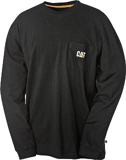 Men's Trademark Pocket Long Sleeve T-Shirt (Regular and...
