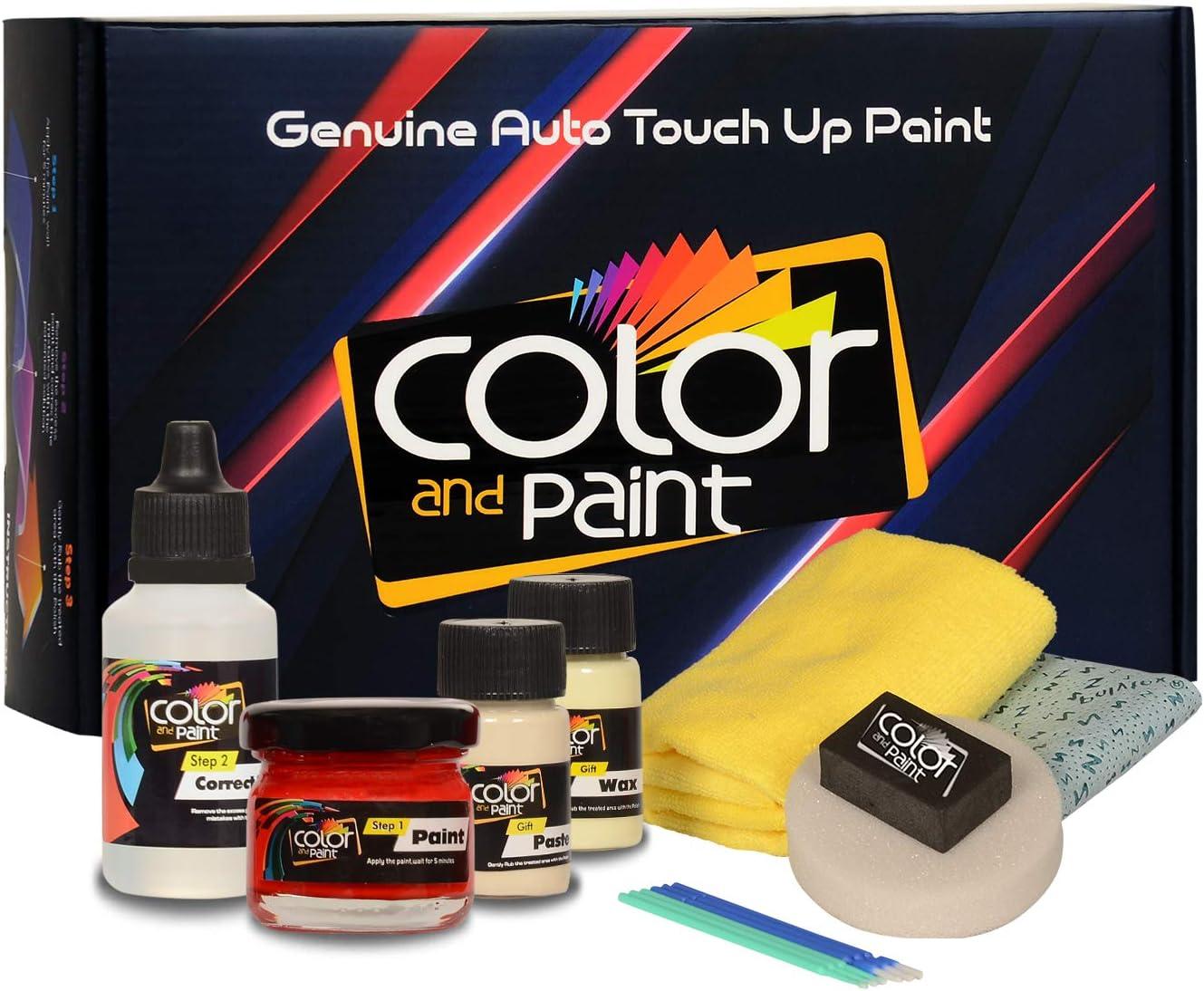Color And Paint Compatible con/Chrysler 200 / Mineral Grey Met - CDM/Touch-UP Sistema DE Pintura Coincidencia EXACTA/Basic Care
