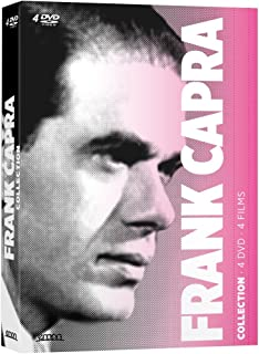 Pack Frank Capra 2012: ¡Qué Bello es Vivir! + Dama Por Un Día+ Juan Nadie + Estrictamente Confidencial [DVD]
