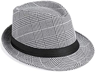 891bf05bb801 Amazon.ca: White - Fedoras & Trilby Hats / Hats & Caps: Clothing ...