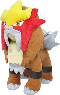 Sanei Pokemon All Star Series - PP63 - Entei Stuffed Plush