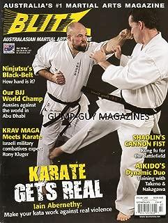 Blitz Australasian Martial Arts Magazine July 2010 NINJUTSU'S BLACK-BELT: HOW HARD IS IT?