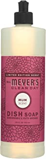 Mrs Meyer's Mum Liquid Dish Soap, 16 FZ