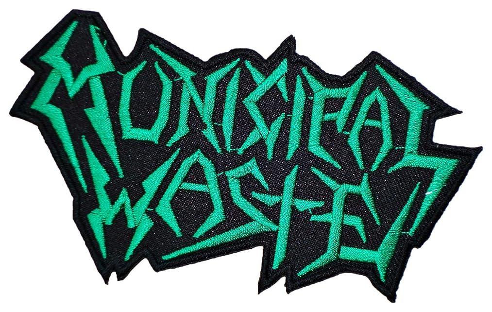 Municipal Waste Thrash Metal Band Logo t Shirts MM46 Sew Iron on Patches
