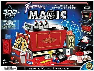 Fantasma Ultimate Magic Legends Set 300+ Tricks Kids Children Gift Game Fun