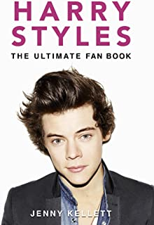 Harry Styles: Ultimate Fan Book 2015: Harry Styles Facts, Quiz and Biography (One Direction Books 1) (English Edition)
