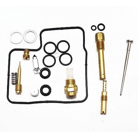 4Carburetor Rebuild Kit for Honda 1983 VT750C Shadow 1985-1986 VF1000R Intercept