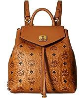 MCM - Essential Visetos Original Backpack Small
